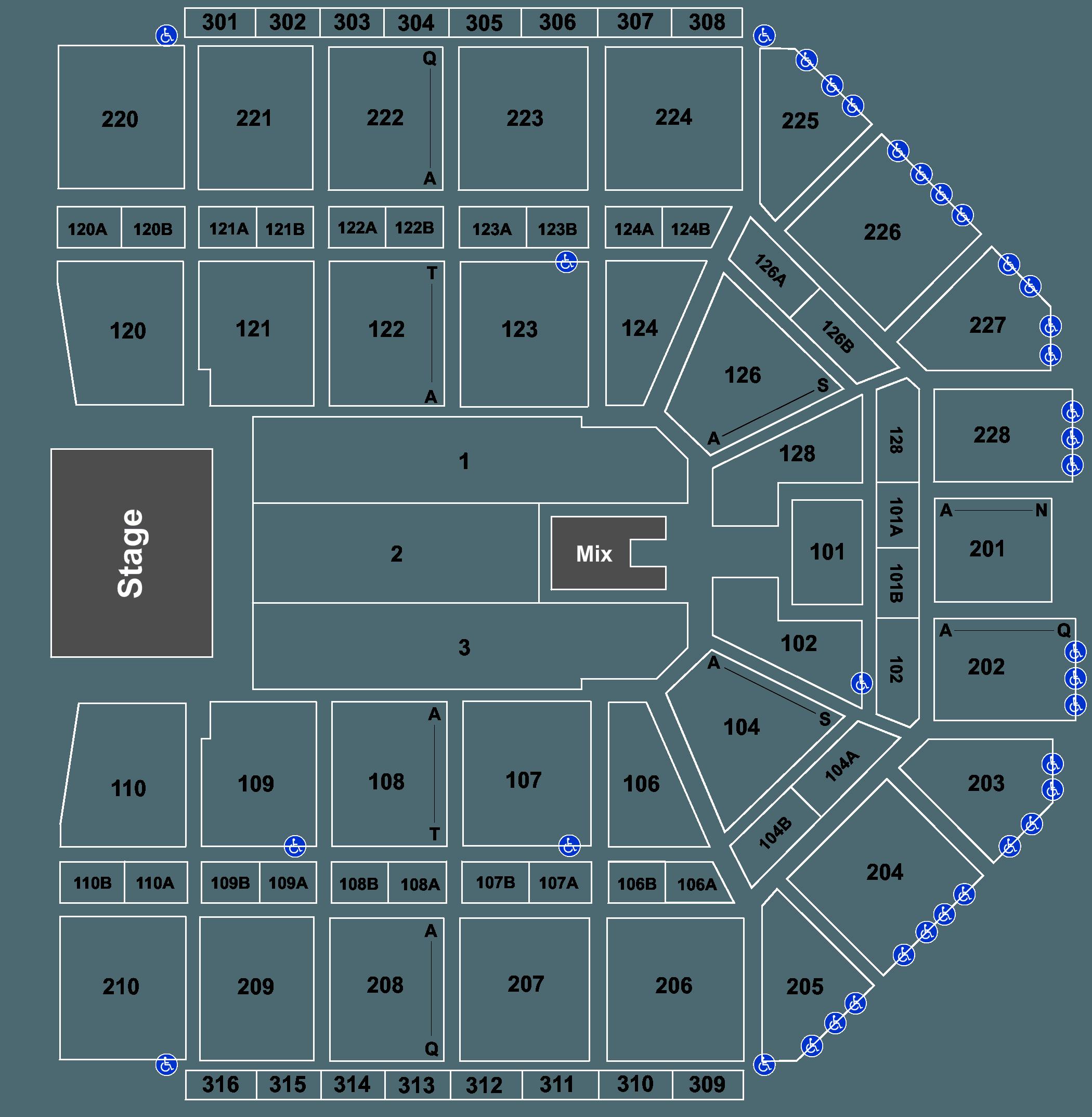 Van Andel Arena Events 2020.Journey The Pretenders In Grand Rapids At Van Andel Arena