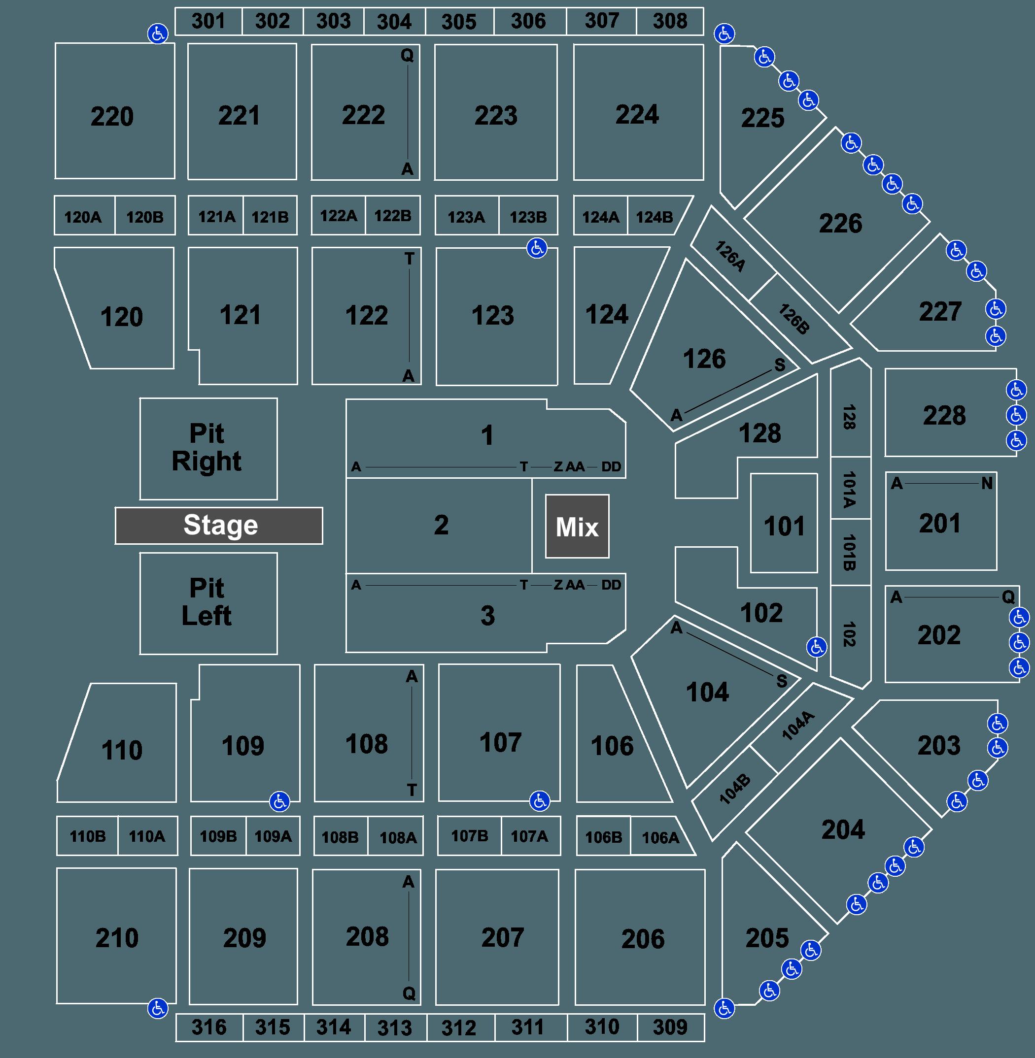 Van Andel Arena Events 2020.Post Malone Tickets Concerthallgrandrapids Org