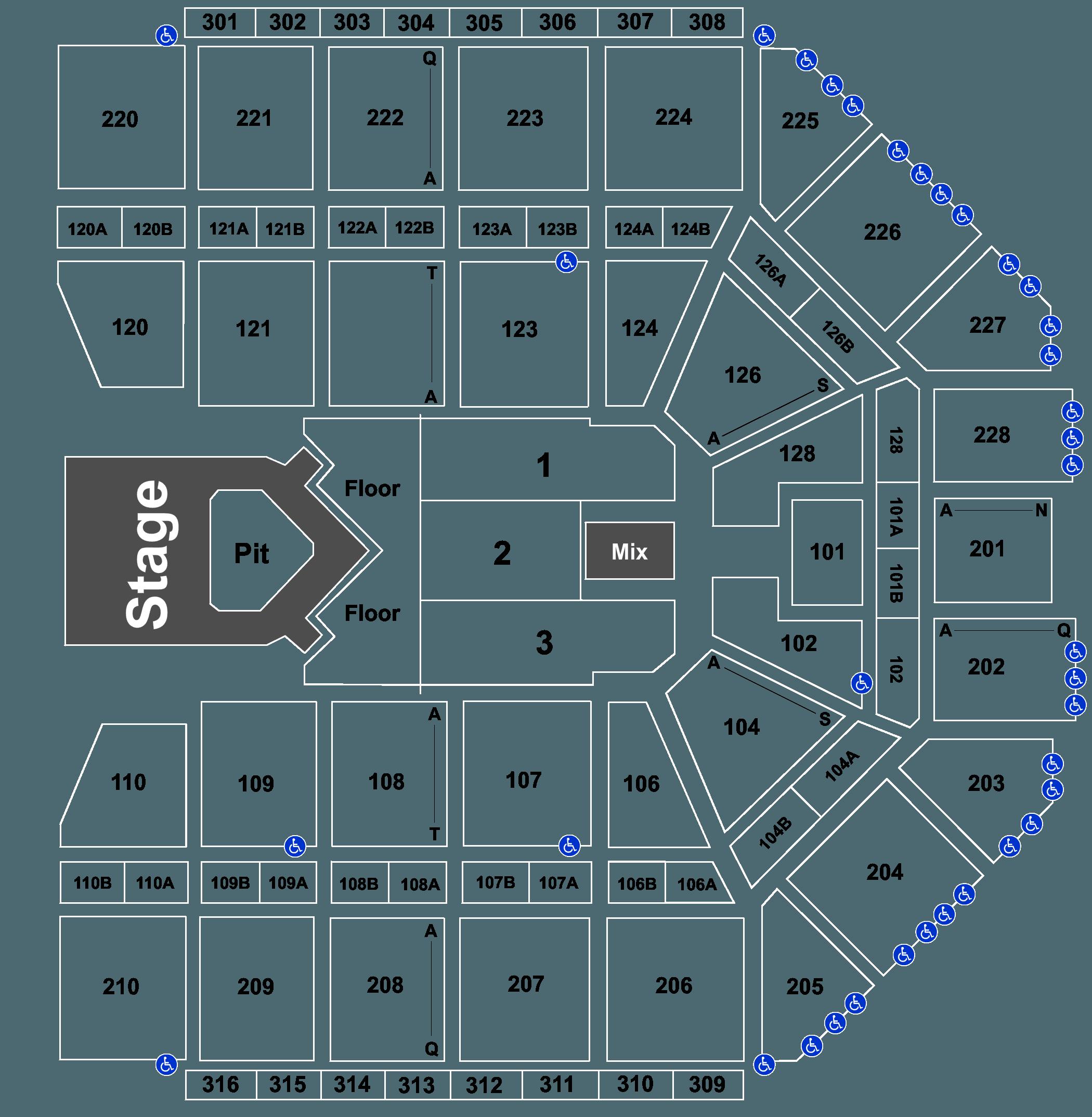 Van Andel Arena Events 2020.Order The Lumineers Tickets 02 11 2020 7 00pm Van Andel