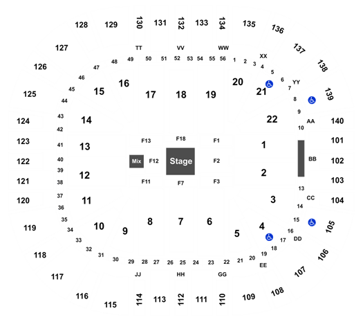 jim gaffigan vivint smart home arena 12 07 2018 ticketiq