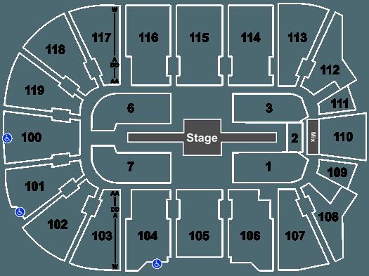 Bad Bunny At Webster Bank Arena At Harbor Yard On 10262019