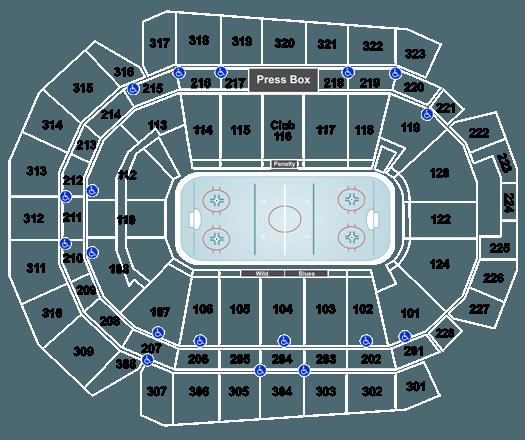 Iowa Wild vs  Bakersfield Condors Tickets at Wells Fargo Arena - IA
