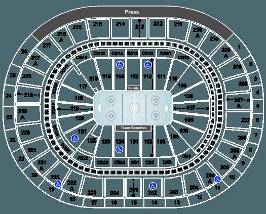 Philadelphia Flyers vs. Columbus Blue Jackets Tickets at Wells